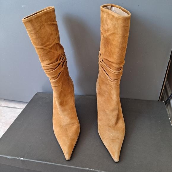 Mima vero cuoio Italian boots